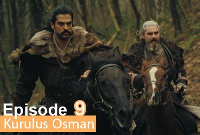 episode 9 from Kurulus Osman