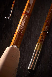 20 years of oyster bamboo fly rods hand engraved fly rod