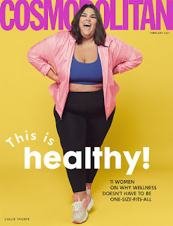 Alfred Speaks On Cosmopolitan Calling Obesity Healthy : Bird's Eye View : 7th January 2021