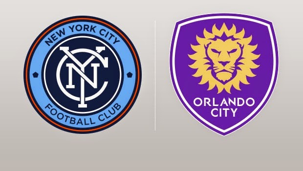 New York City FC and Orlando City - the new MLS teams