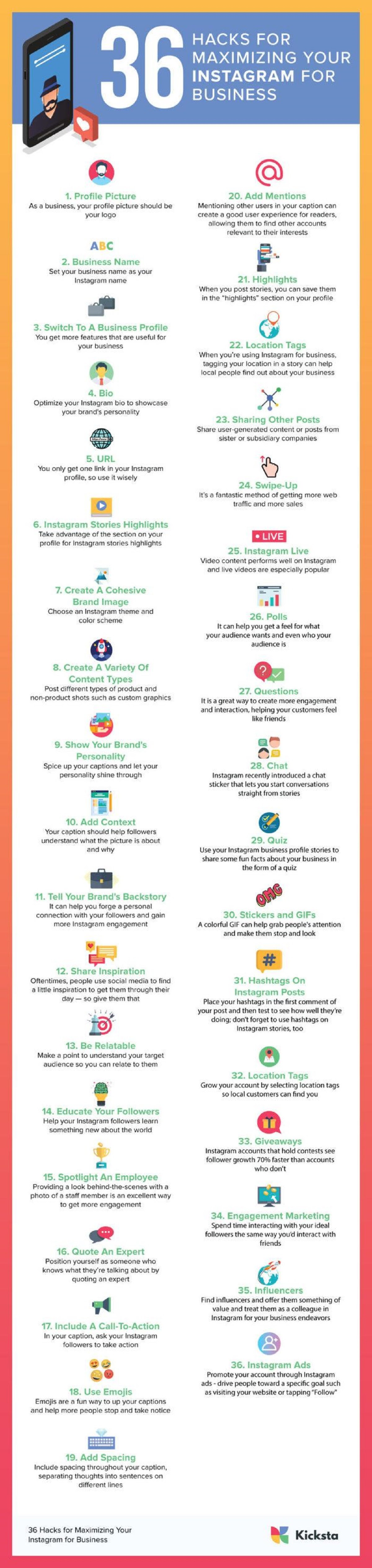 36-instagram-hacks-to-elevate-your-business-in-2021-infographic