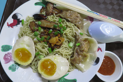 Belly Lucky Noodle (招财面), Hong Lim Food Centre