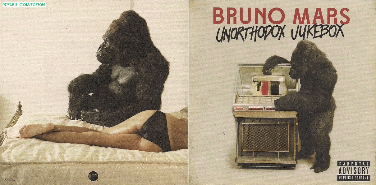 Kyle's Collection: Bruno Mars -- Unorthodox Jukebox 2012