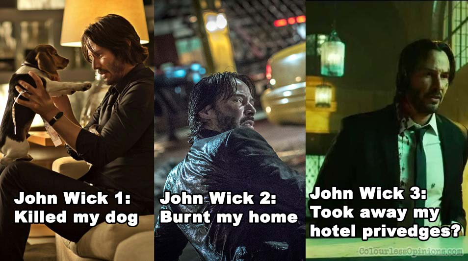 Review: John Wick: Chapter 2 — Best action flick since Mad Max: Fury