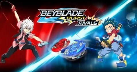 تحميل لعبة beyblade burst app مهكرة من ميديا فاير