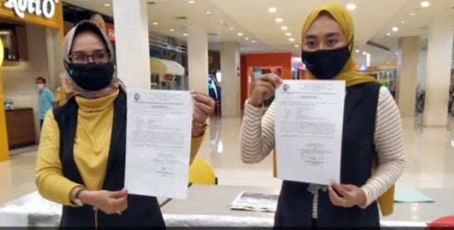 Apollo Mall Tulungagung Siap Buka Kembali Dua Karyawan Aman Dari Corona Virus