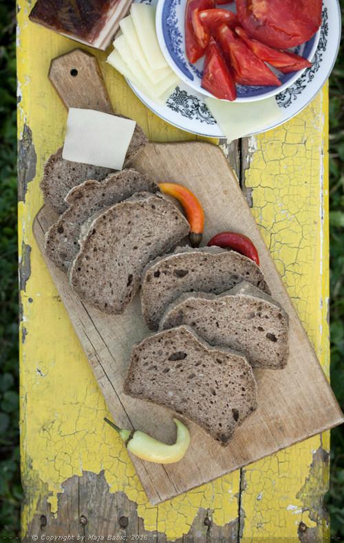 100% heljdin hleb