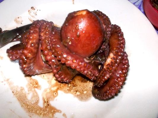 Ilocos: How To Cook Octopus Dish?