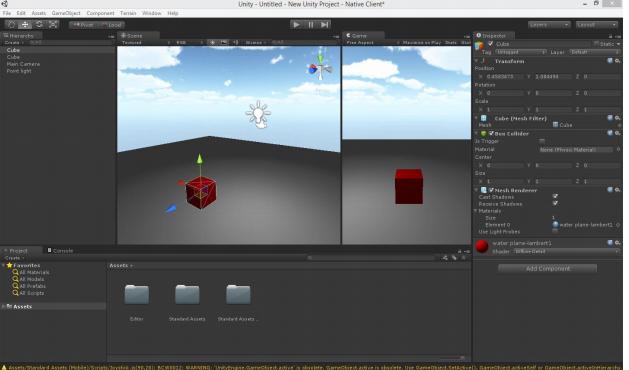 كتاب تعلم برمجة االلعاب بأستخدام محرك االلعاب Unity 3D