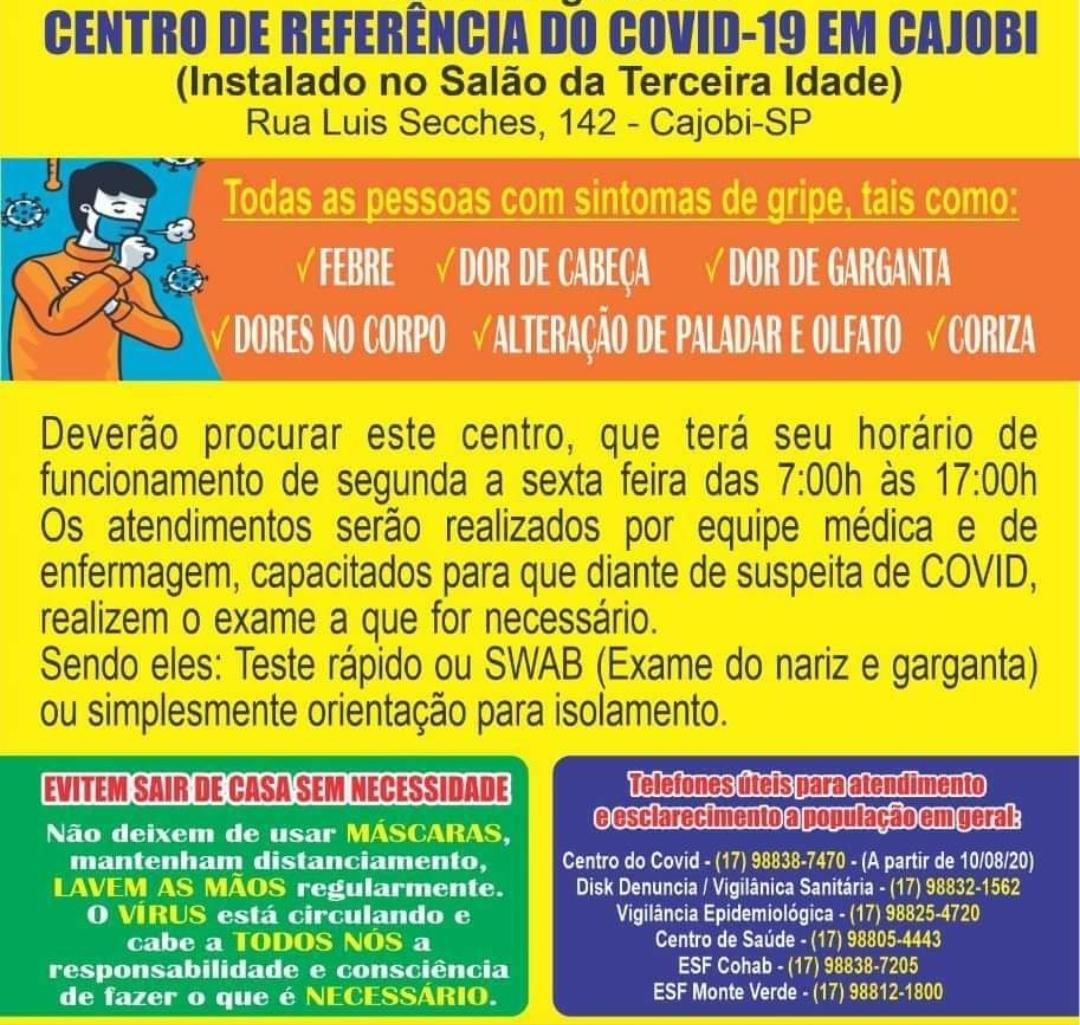 Centro de Referência do Covid-19 é alvo de furto em Cajobi
