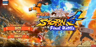 Game Naruto Senki Ultimate Storm 4 Final Battle v1.1 Apk Unlimited Money