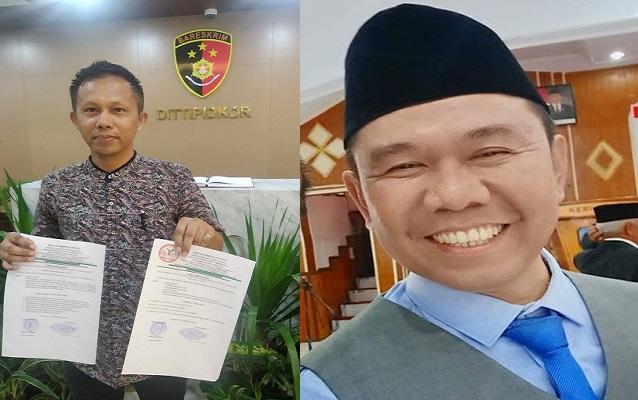 Johani Wilmen Ditantang Lapor Balik Oleh Ketua Umum  LSM Geransi