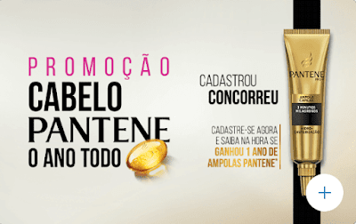 PROMOÇÃO CABELO PANTENE O ANO TODO   Blog Top da Promoção @topdapromocao #topdapromocao @marinaruybarbosa