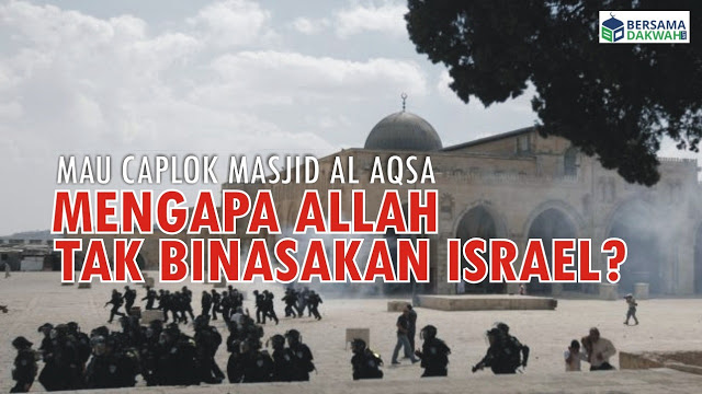 Mengapa Allah Tak Binasakan Israel? Jawaban Syaikh Al Azhar Bikin Ustadz Abdul Somad Terhenyak