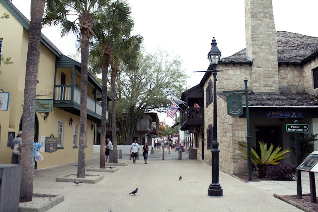 Colonial Quarter de San Agustin, Florida