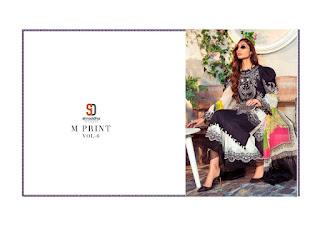 Shraddha Designer M print vol 6 pakistani suits