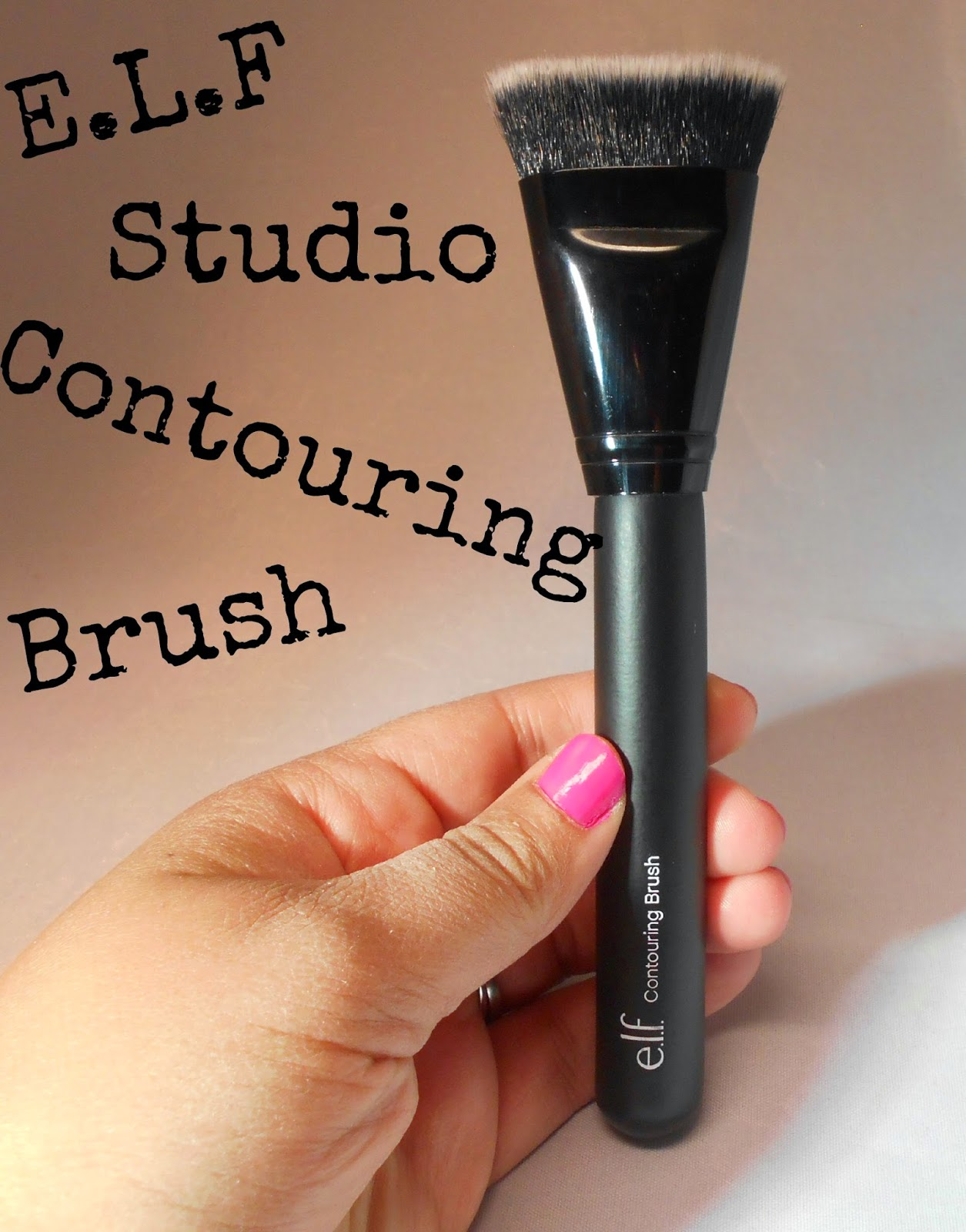 Contouring Brush by e.l.f. #8