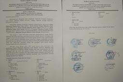 7 Paguyuban Aceh Selatan Tarik Delegasi dari HAMAS, Ini Isi Surat Keputusannya yang Ditandatangani