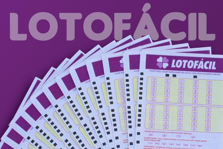 Duas apostas dividem prêmio de R$ 2,4 milhões na Lotofácil