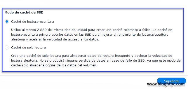 MODO DE CACHE SSD