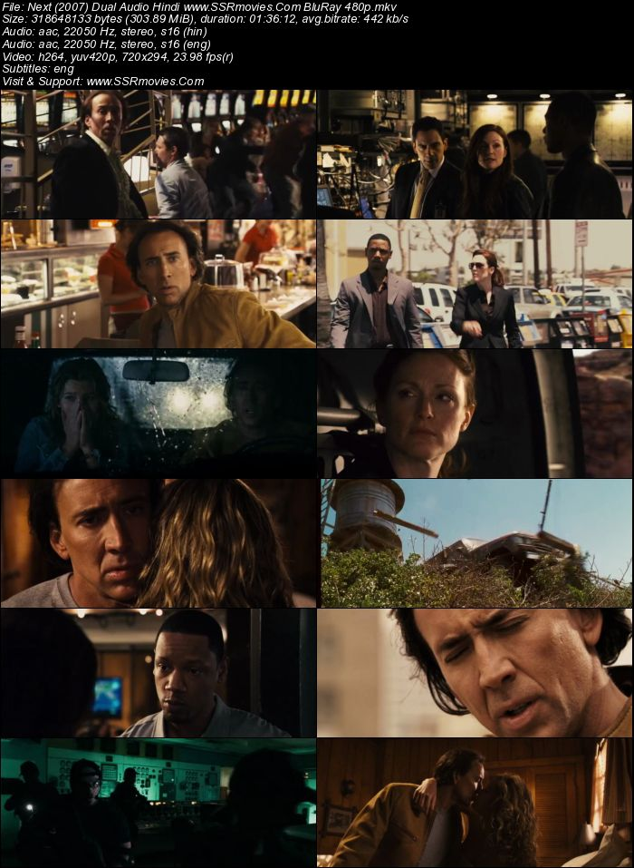 next 2007 full movie eng sub