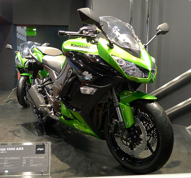 Super Bikes Kawasaki Ninja 1000 Specification Features Review