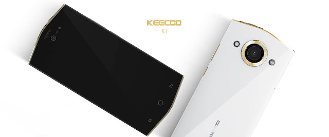 Keecoo K1 White and black colour