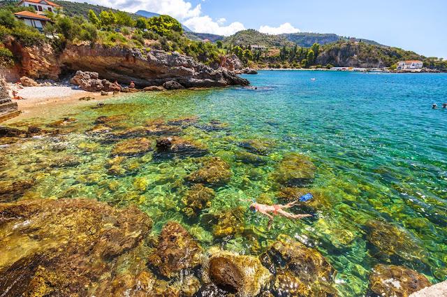 Καρδαμύλη: Ο παράδεισος της Ελλάδας βρίσκεται στη Μεσσηνιακή Μάνη
