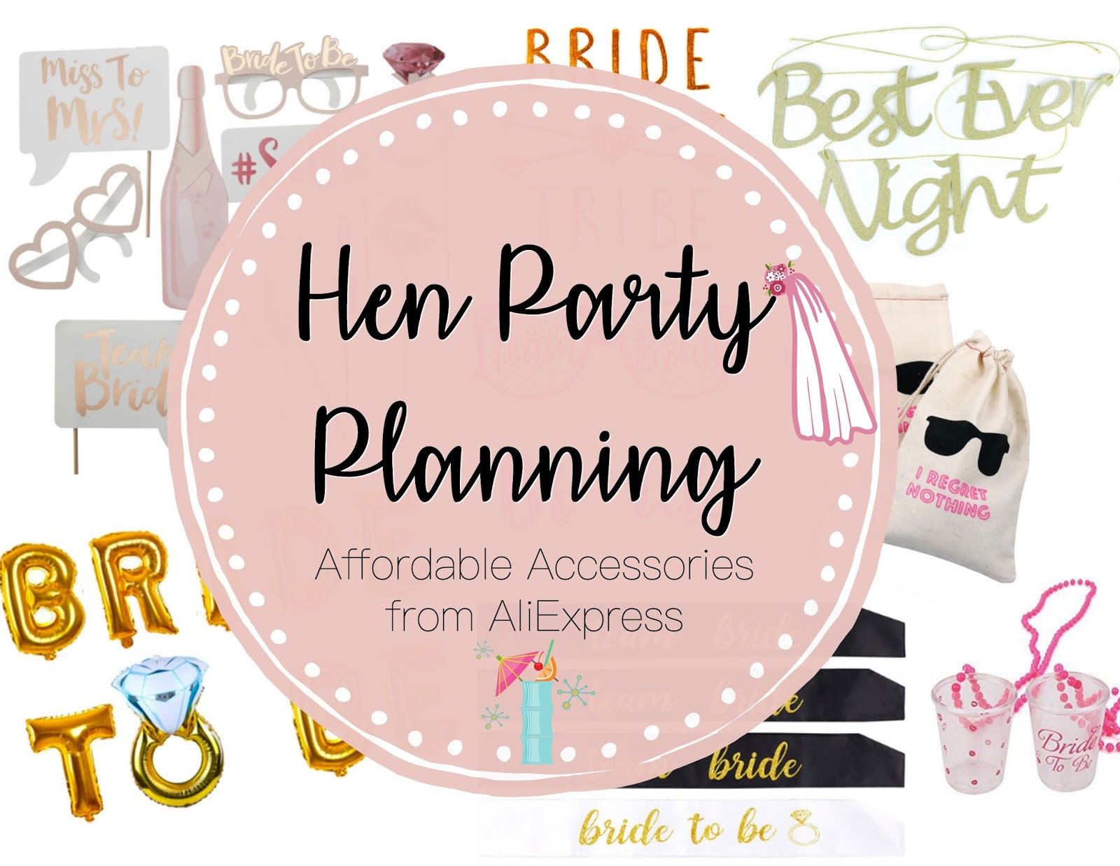 Planning A Hen Party Is Huge Task And So Often There S More Than One Do The Away Home I Had My This Month