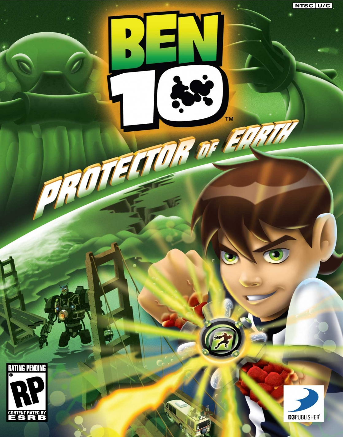 ben 10 protector of earth psp iso download
