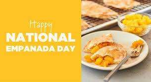 National Empanada Day Wishes For Facebook