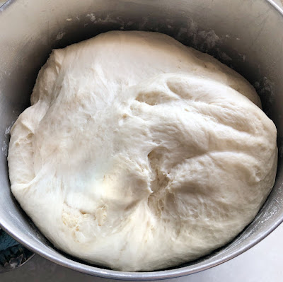 Easy French Baguette Bread Dough