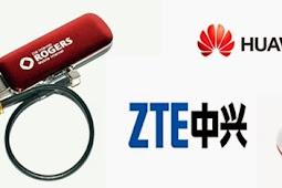 Review Harga dan Kecepatan Modem ZTE & Huawei Terbaik 2019