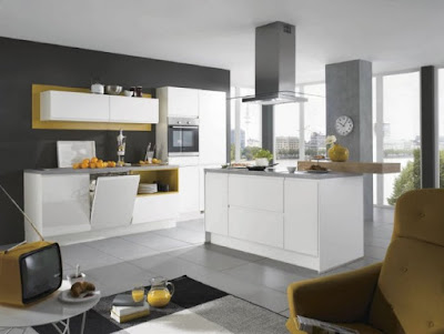 Latest Modern Kitchen Designs