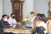 Bupati Tetty Paruntu Akan Buat Posko Posko Perketat Pintu Masuk Wilayah Minsel