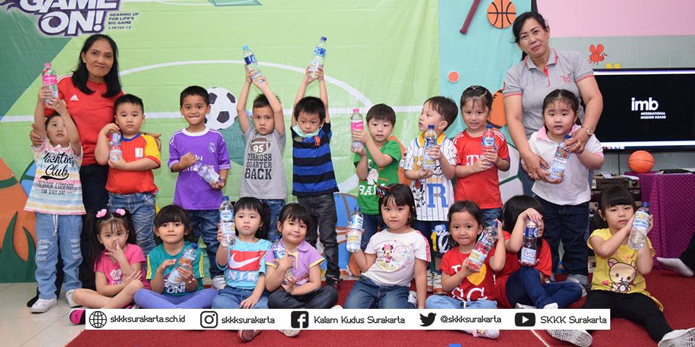 Serunya VBS KB-TK Kalam Kudus Surakarta 2018 Hari Kedua