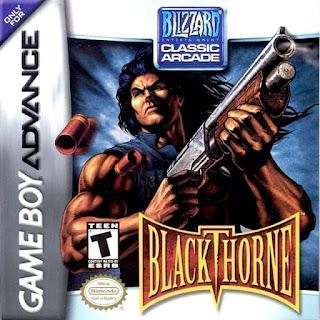 Rom de Blackthorne - PT-BR - GBA - Download