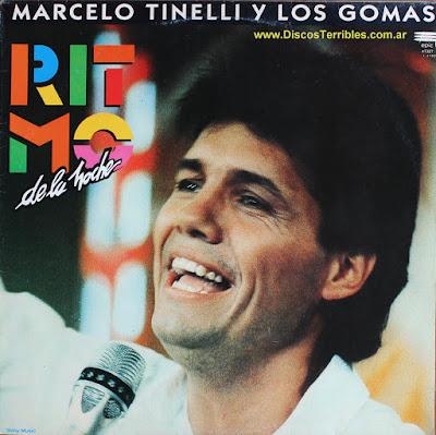 Marcelo Tinelli y los gomas
