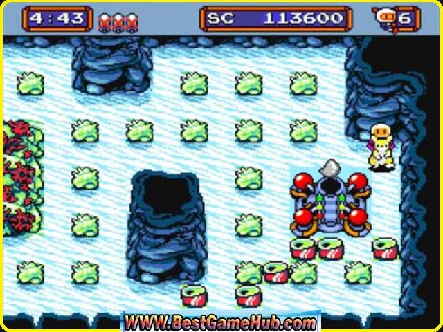 Mega Bomberman Full Version Old Games Free Download