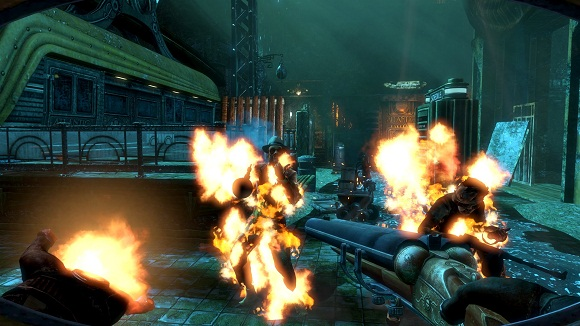 BioShock 2 Remastered PC Full Version Screenshot 1