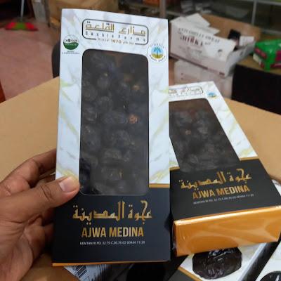 ajwa medina castle farms 500 gram