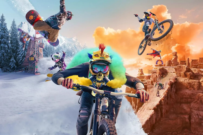 Riders Republic - Ubisoft Forward 2021