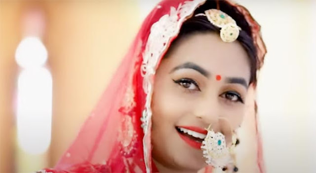 Umrao Thari Boli Pyari Lage Lyrics - Anjali Goyal | Rajasthani Song