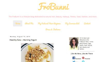 Old FroBunni Website