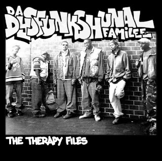Da Dysfunkshunal Familee - The Therapy Files (2017) - Album Download, Itunes Cover, Official Cover, Album CD Cover Art, Tracklist