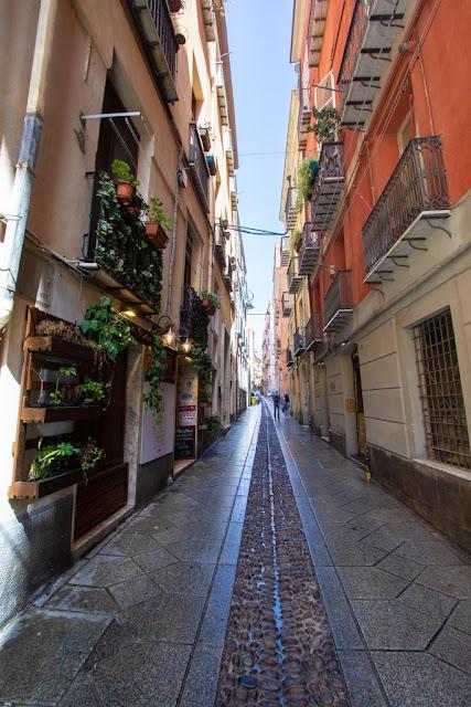 Quartiere Castello-Cagliari
