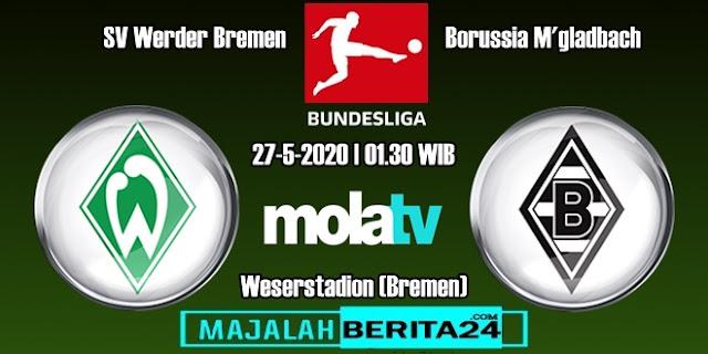 Prediksi Werder Bremen vs Borussia M'gladbach