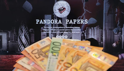 Skandal Pandora Papers