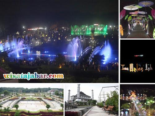 Taman Air Mancur Welas Asih Purwakarta