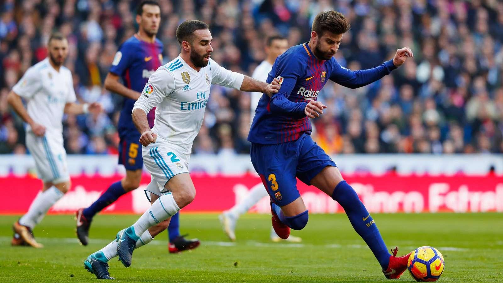 Carvajal: I yearn to play El Clásico and Mbabi deserve Real Madrid